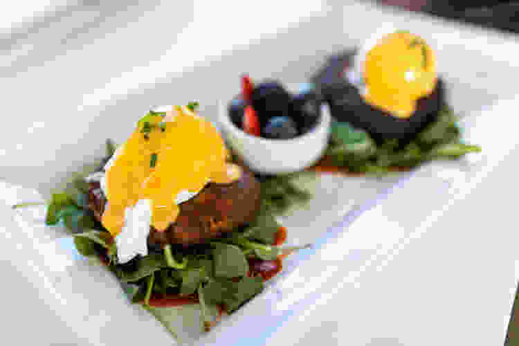 eat this cafe has some of the best brunch in Los Angeles