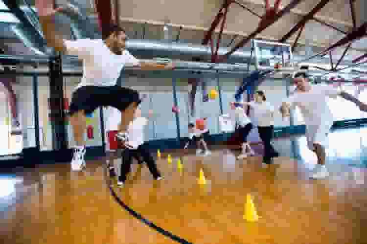 chelsea piers offers fun team building activities in nyc