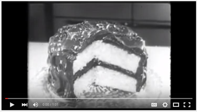 Betty Crocker 60s ad