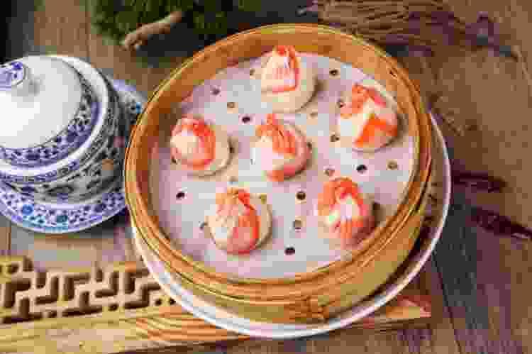 Nan Xiang Xiao Long Bao dumplings