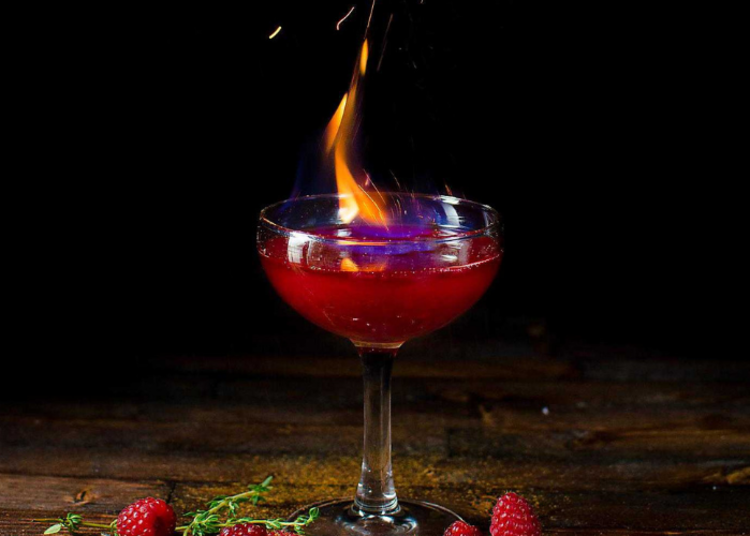 Drink like The Mother of Dragons with this Game of Thrones cocktail