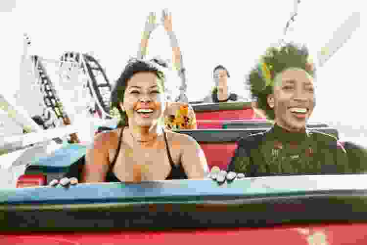 visiting belmont park is one of the best team building activities in san diego