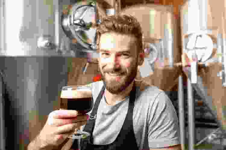 a brewery tour is a unique date idea in miami