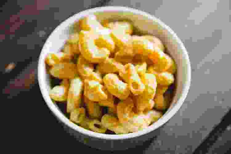 butternut squash macaroni