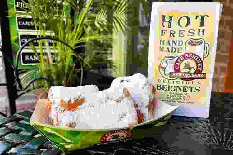 cafe beignet serves some of the best food in new orleans
