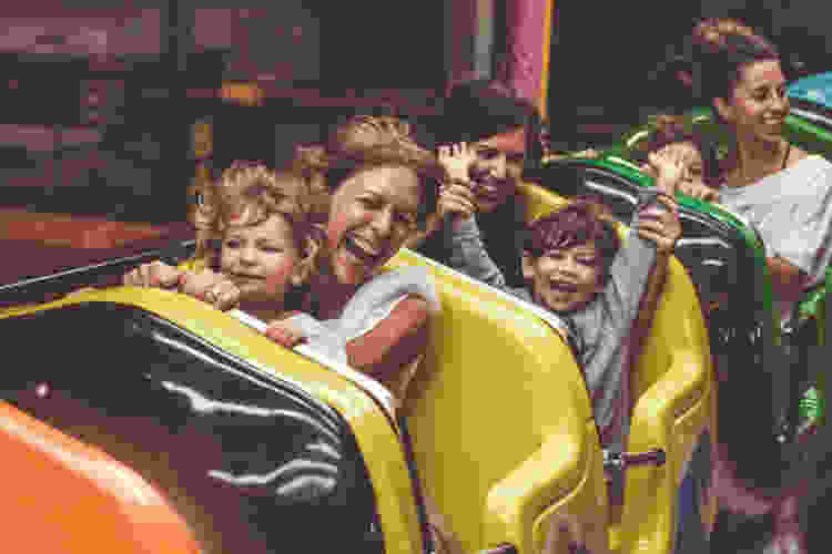 amusement park tickets are a fun experience gift