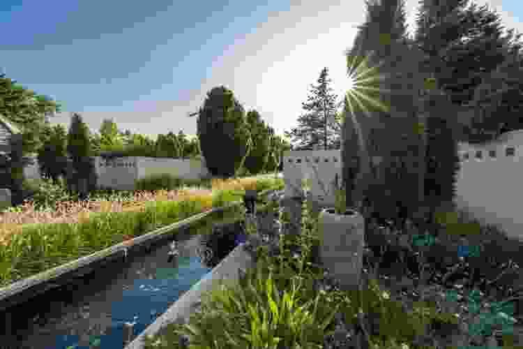 the denver botanic gardens.