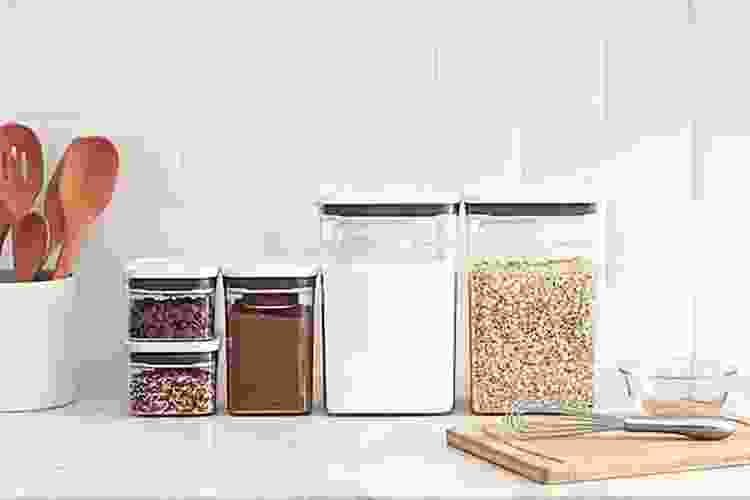 baking cannisters are one of the best 10 gifts for bakers