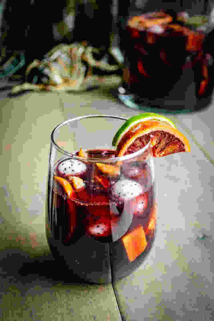 Cersei's Sangria makes for a Game of Thrones recipe perfect for any party