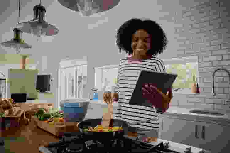 online cooking classes are a fun employee appreciation day idea