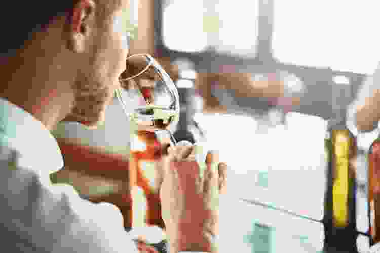 evaluate by smell when you learn how to taste wine like an expert