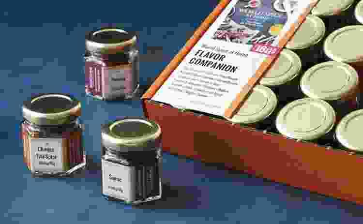 world spice kit