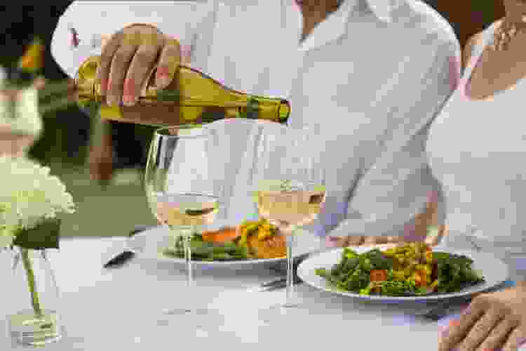 learn about food and wine pairing types