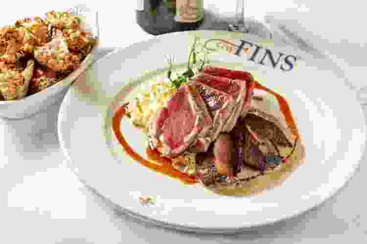 tuna steak from gw fins in new orleans