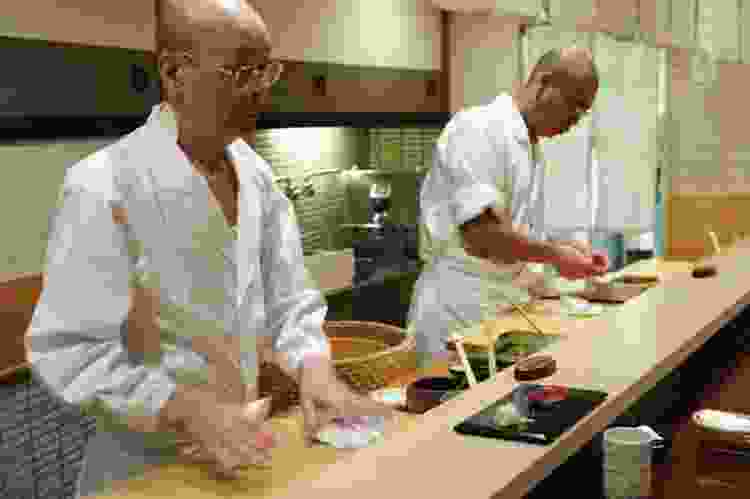 jiro dreams of sushi is a great film for sushi lovers