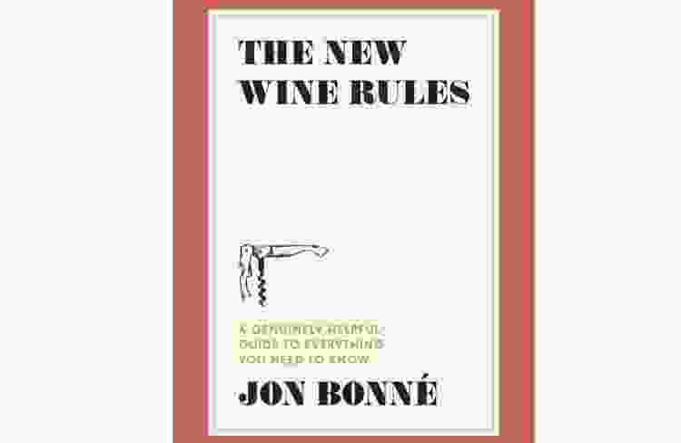 cover of the new wine rules book