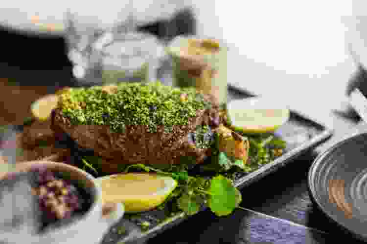 syrah and cabernet sauvignon are delicious lamb and wine pairings for lamb shoulder