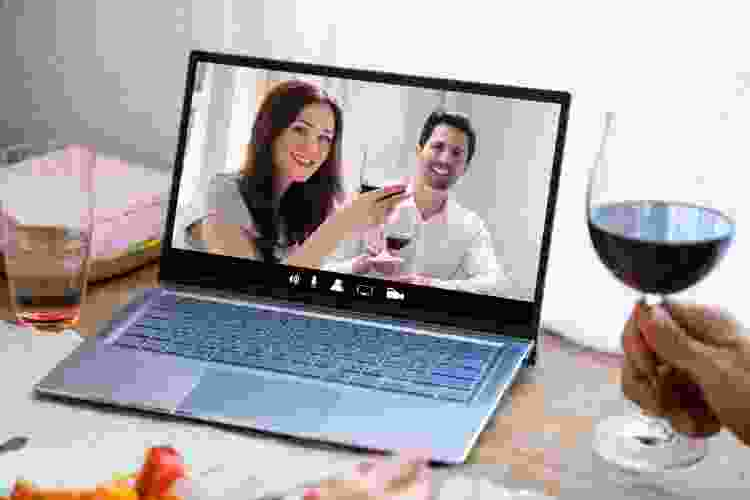 virtual wine tastings are a great way to learn about food and wine pairings