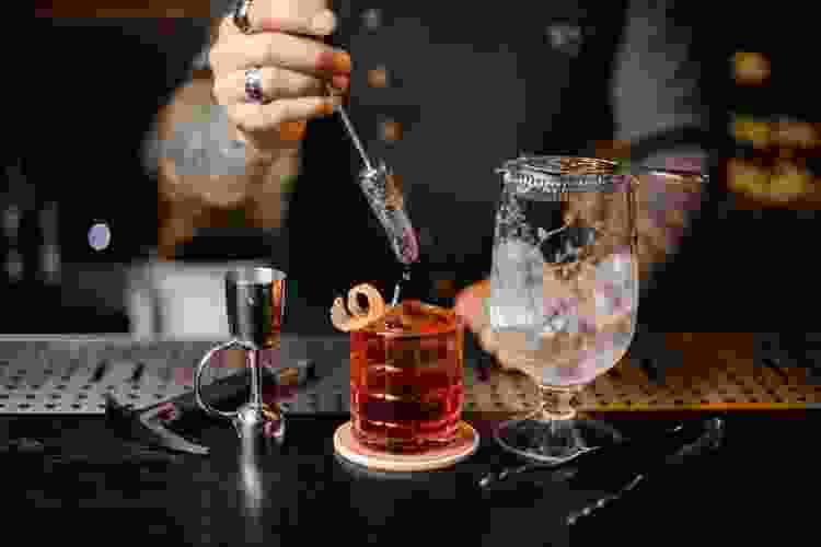 online mixology classes are a fun double date idea