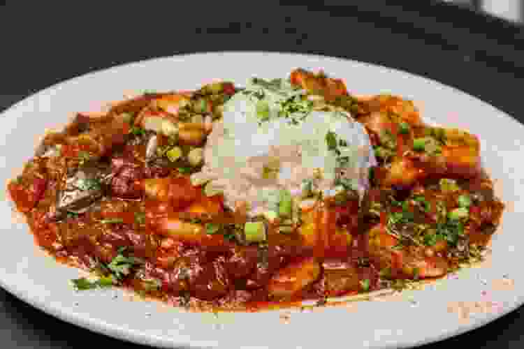 jambalaya from new orleans creole cookery