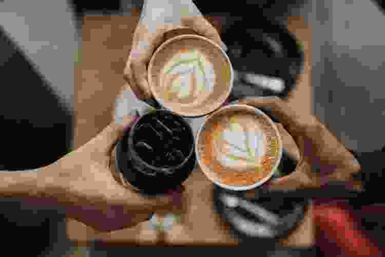 online coffee classes are a unique birthday gift idea