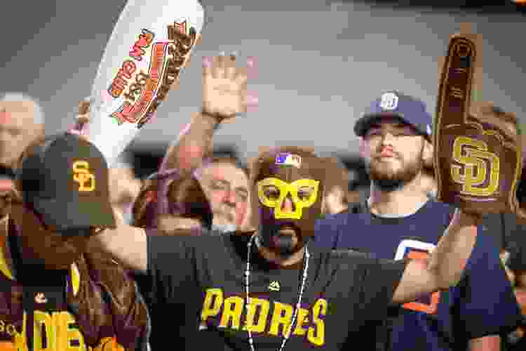 go to a padres game for a unique team building activity in san diego
