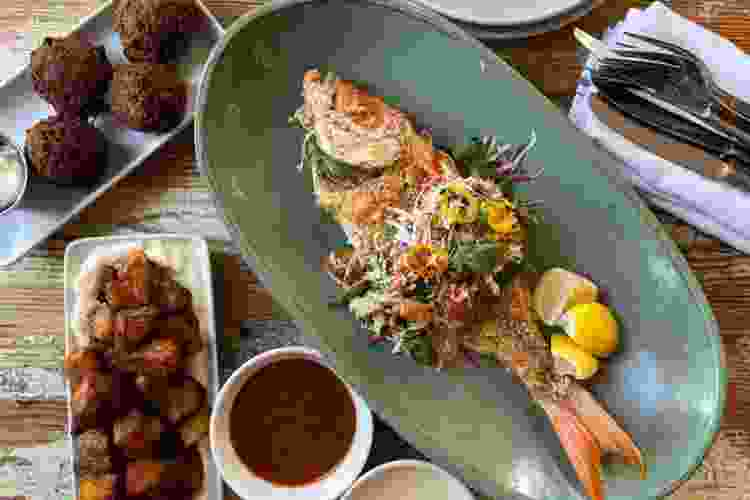 pêche seafood grill serves some of the best food in new orleans