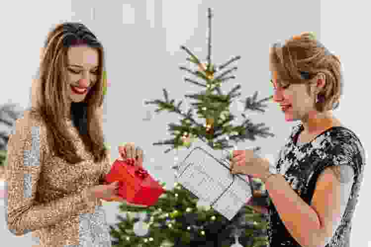 plan a Dirty Santa Gift Swap for a fun holiday party idea to celebrate the season