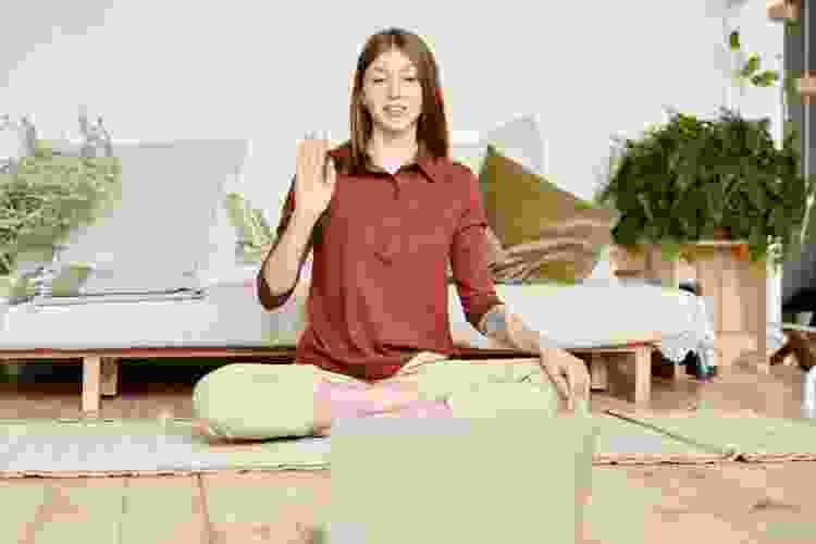 guided virtual meditation