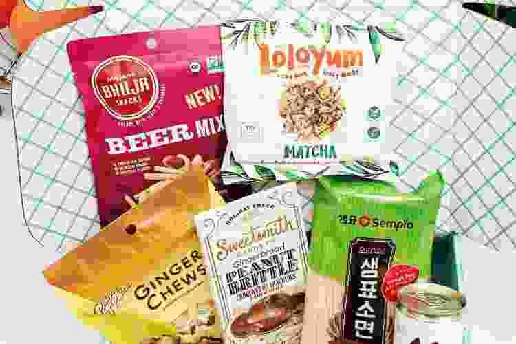 international snack subscription