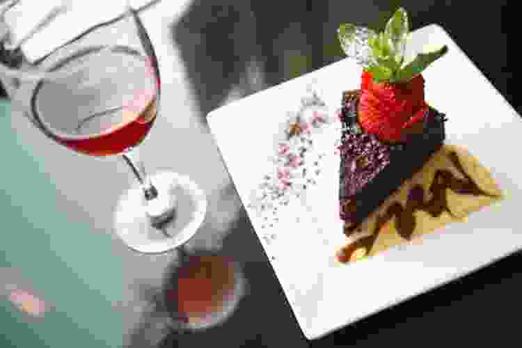 chocolate is a delicious dessert pinot noir pairing