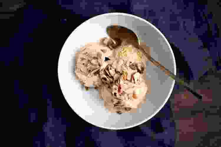 Pumpkin Desserts and Ice Cream