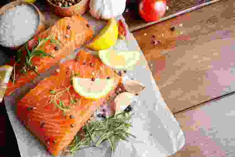 salmon is a delicious pinot noir pairing