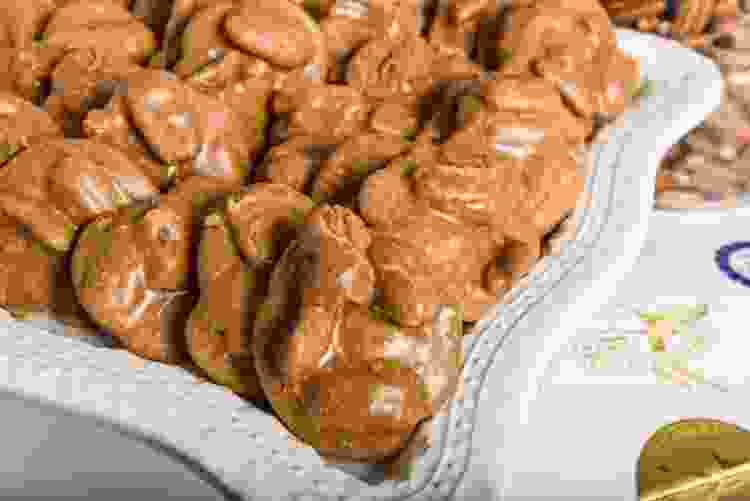 pralines from southern candymakers in new orleans