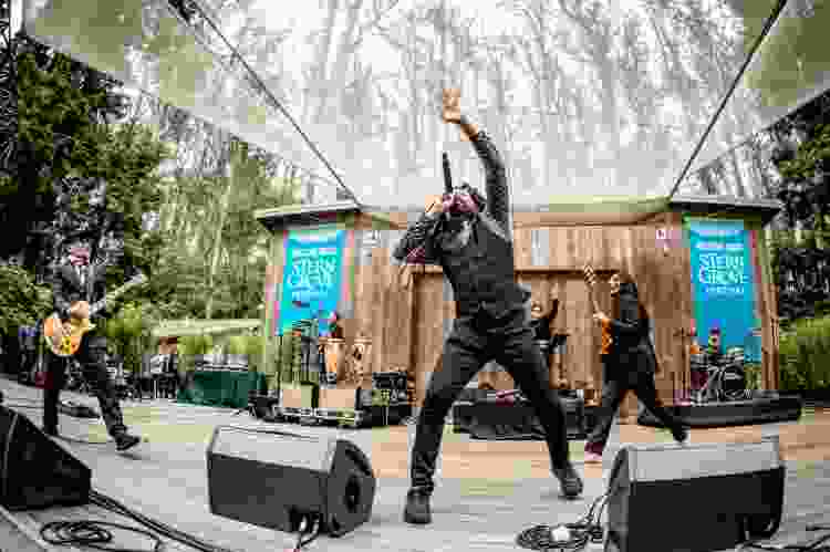 musicians performing at stern grove festival