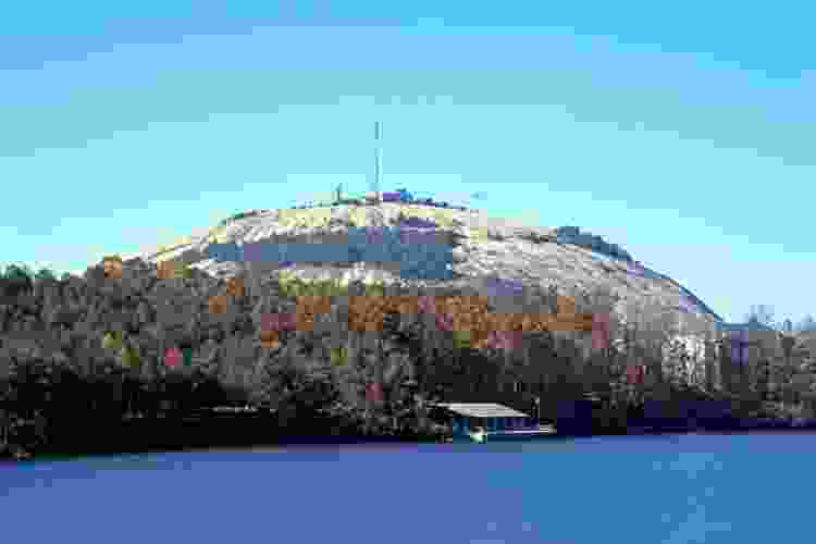 visit stone mountain for a fun date idea in atlanta