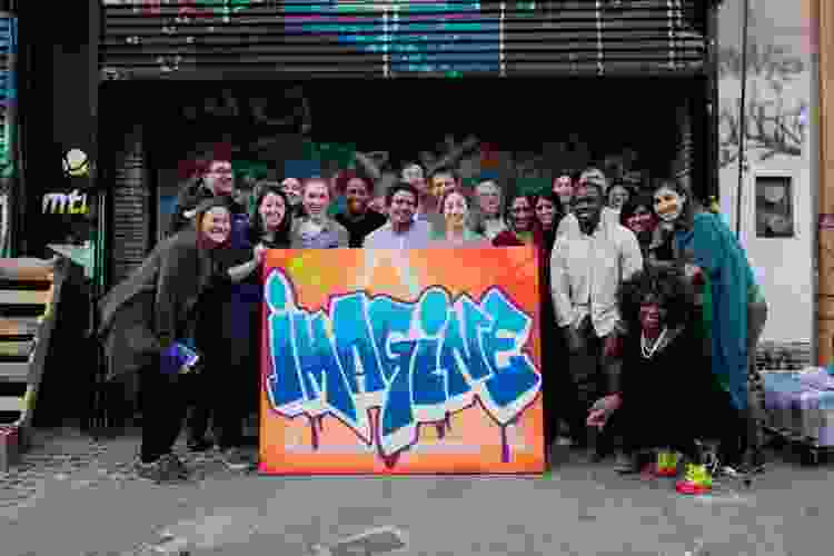 plan a day of creative painting for some fun team building in san francisco