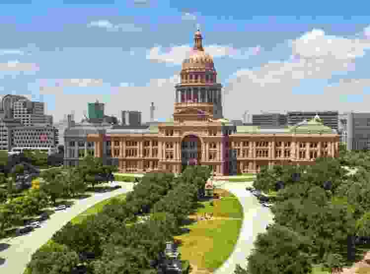tour the texas capital building for a unique team building activity in austin