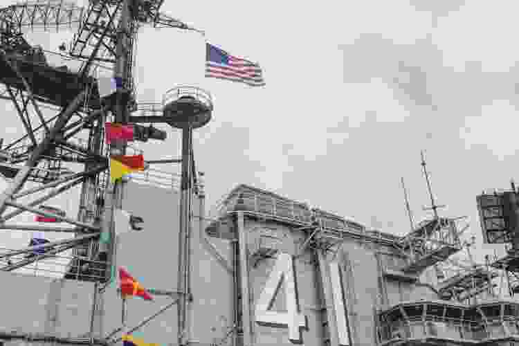 visiting the uss midway museum is a great team building activity in san diego
