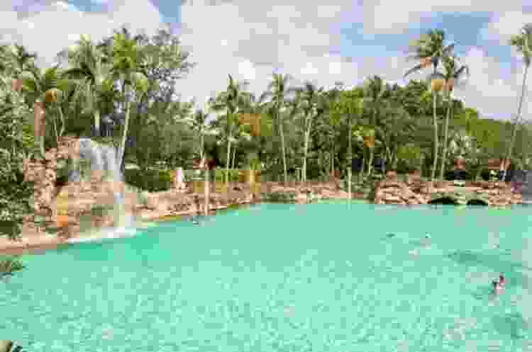 the venetian pool at coral gables