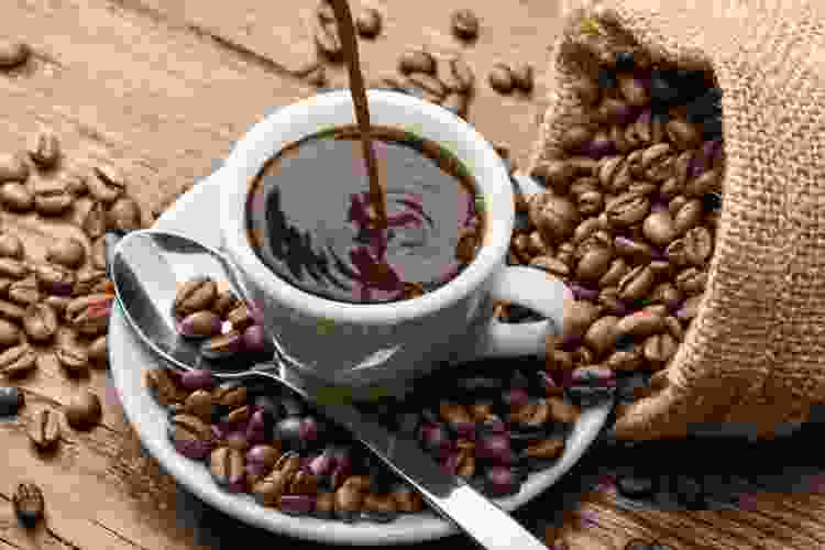online coffee classes are a fun virtual team building activity