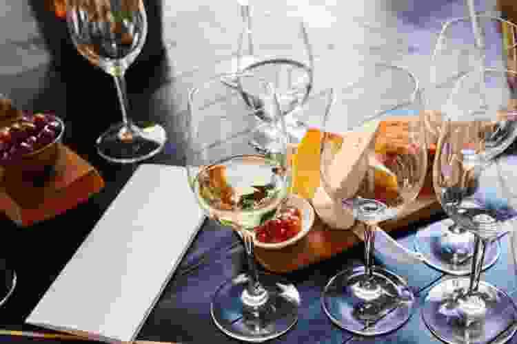 a virtual wine tasting is a unique birthday gift idea
