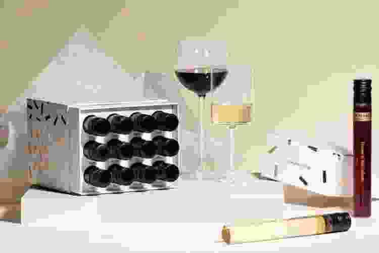 a wine advent calendar is a thoughtful wine gift