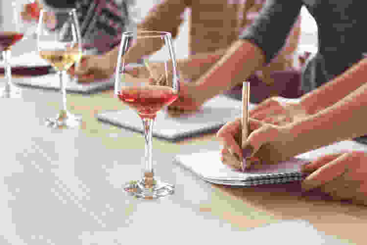 explore virtual wine tastings to learn more about wine