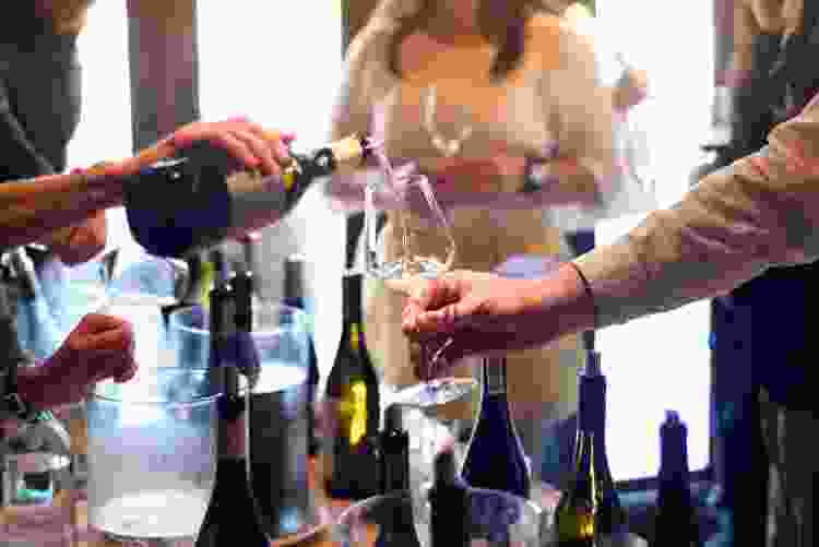 Go wine tasting for your 50th birthday this year