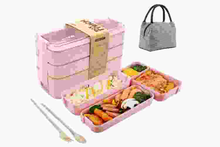 bento boxes are fun gifts for neighbors with kids