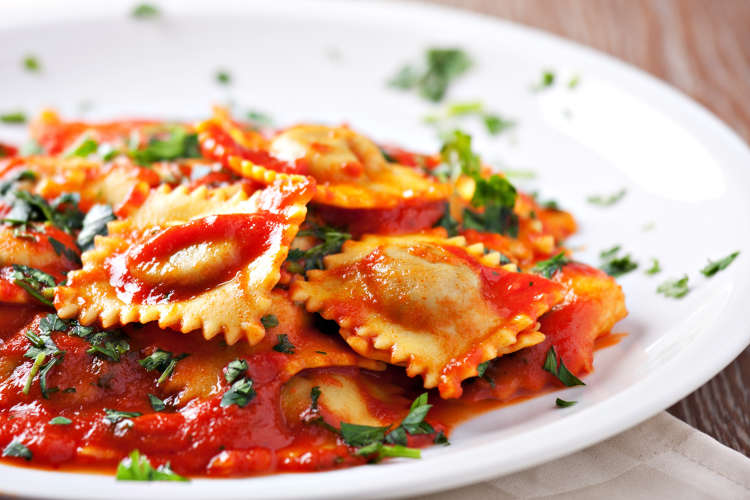 homemade fettuccine and ravioli is one of the best zoom cooking classes