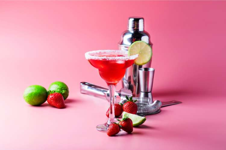 Virtual mixology classes are a lively girls night idea