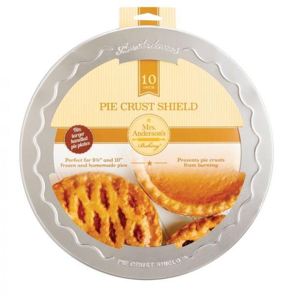 "Mrs Anderson's 10"" Pie Crust Shield"