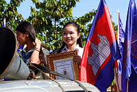 Rattanakiri Province Celebrates the...